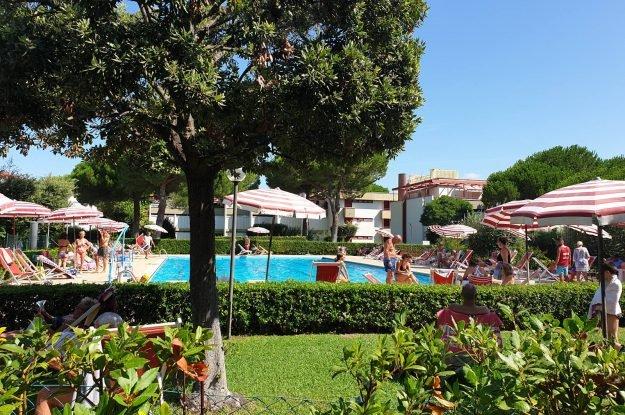 Appartamenti in Residence con piscina